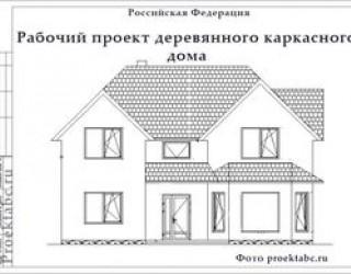 Проект одноэтажного дома 12х12 с тремя спальнями