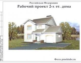 Проект кирпичного одноэтажного дома 11 на 11
