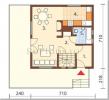 #24. 7 на 7 метров дом