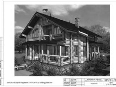 Проект дома 11 на 11 метров